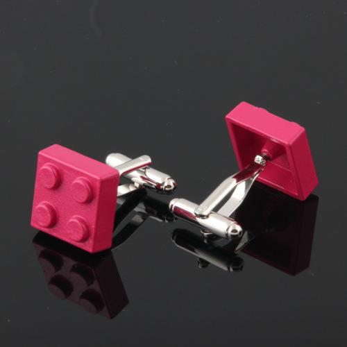 New Novelty Toy Soldier Cufflinks Lego Charactor Cufflinks 0543
